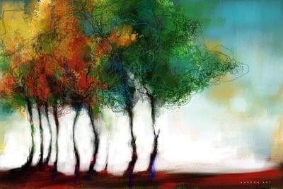 העצים שלימדו אותי פסודובלה