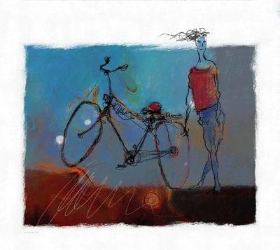 האופניים ואני