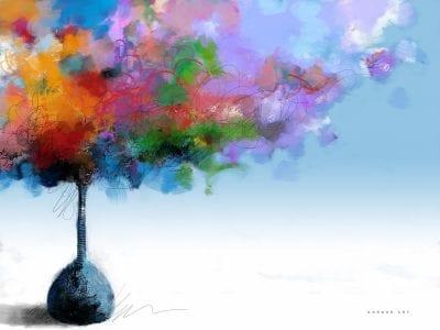 חלומו של עציץ