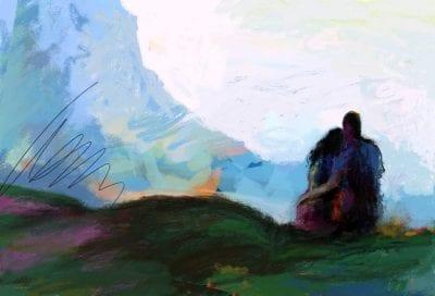 ההר הכחול