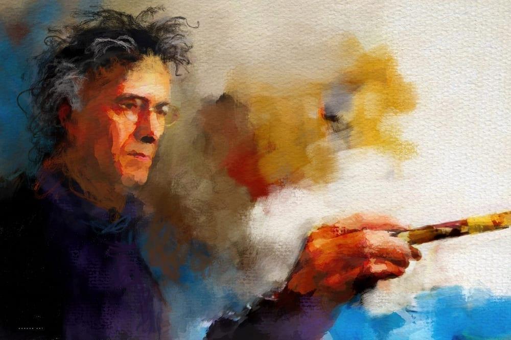 איש גורדון| איש גורדון צייר| האתר של איש גורדון